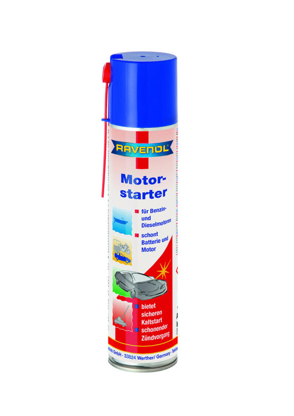 RAVENOL Motorstarter-Spray (400 ml)
