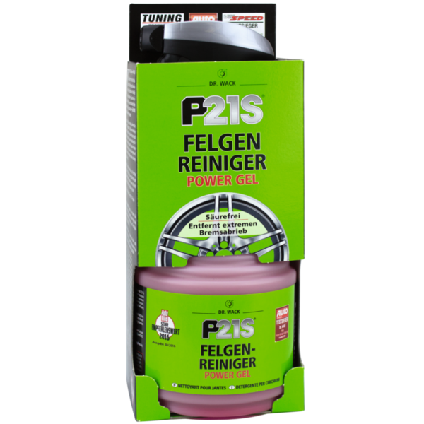 P21S Felgen-Reiniger POWER GEL (750 ml)