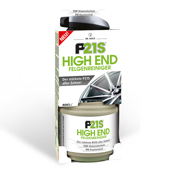 P21S HIGH END Felgenreiniger (750 ml)