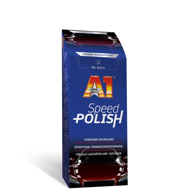 A1 Speed Polish (250 ml)
