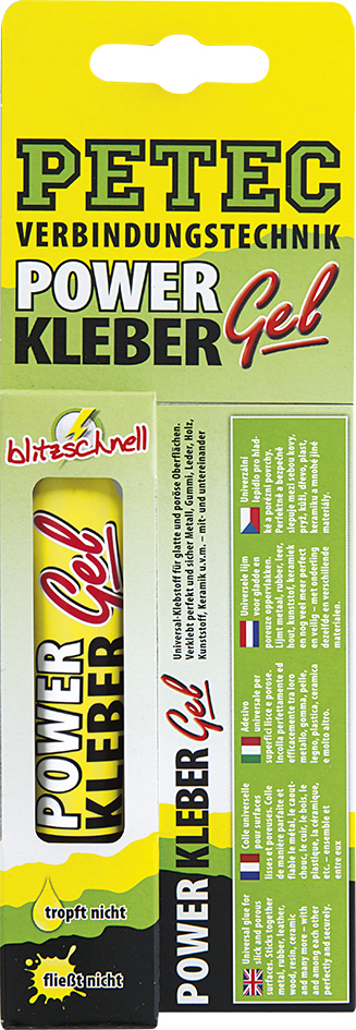 POWER Kleber Gel (20 g)
