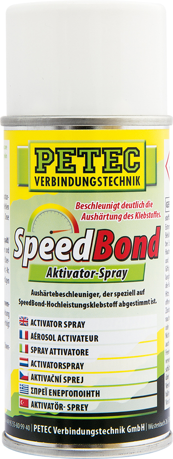 SpeedBond Aktivator-Spray (150 ml)