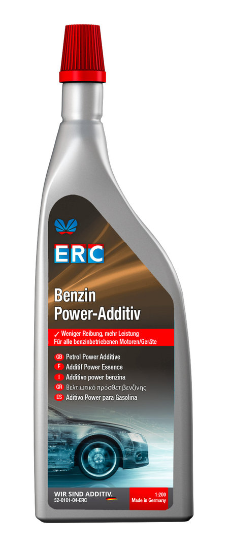 ERC Benzin Power-Additiv - 200ml