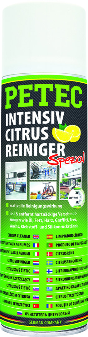 Citrusreiniger | Intensivreiniger (500 ml)